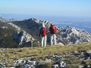 hiking tour: mountain Velebit, Croatia