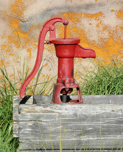 water pump: no description