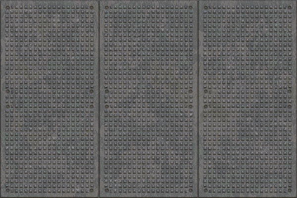 Metal Plate 3: Textured metal plate with rivets. A great texture, backdrop, or fill for when you want an industrial grunge feel. A high resolution image. No redistribution allowed.