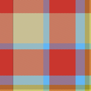 Tartan or Plaid 5: A complex tartan in several warm colours. A useful fill, texture, background or element. High resolution.