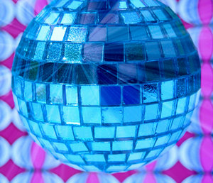 disco ball: no description