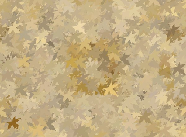 Autumn Leaf Texture 7: A wonderful, chaotic texture of autumn leaves in a variety of neutral shades. Excellent fill, texture, illustration, background, etc. You might prefer this:  http://www.rgbstock.com/photo/nOGpDpa/Autum+Leaf+Texture+4