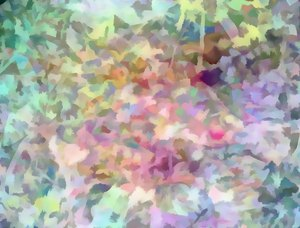 Paint Collage: A painted, grungy patterned background in pastel and rainbow colours. Bright and eyecatching. You may prefer this:  http://www.rgbstock.com/photo/nLIAcc0/Rainbow+Patterned+Border+6 or this:  http://www.rgbstock.com/photo/npgY18G/Bright+Paint+Splashes+1