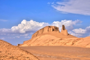Lut Desert (the vicinity of Sh