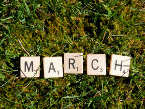 March: no description
