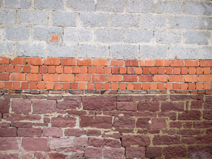 three kinds of bricks