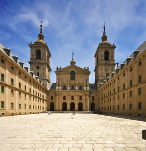 Escorial: El Escorial
