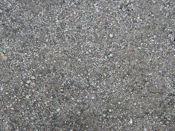Ground: A gravel ground