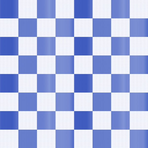 Gradient Checks 5: A checkered pattern suitable for background, textures, fills, etc. You may prefer this:  http://www.rgbstock.com/photo/mijmBVo/Blue+Gingham  or this:  http://www.rgbstock.com/photo/mOn5nFY/Gingham+3  or this:  http://www.rgbstock.com/photo/mOn5nCK/Gingham