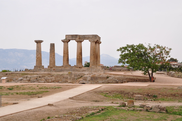 Ancient Corinth 3