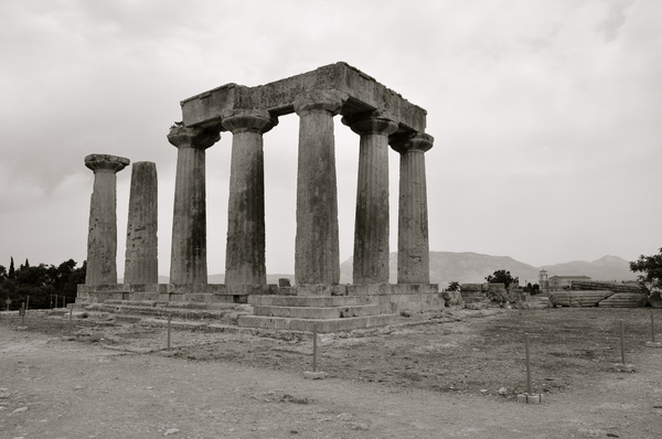 Ancient Corinth 7