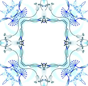 Ornate Floral Frame 5: An ornate vintage styled decorative floral frame. You may prefer: http://www.rgbstock.com/photo/nTCGQ2G/Victorian+Border  or:  http://www.rgbstock.com/photo/mVEl3Cw/Pretty+in+Pink+1 Great for scrapbooking, cards, poetry, etc.