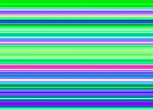 Stripes of colour 8