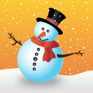 Snowmen yellow