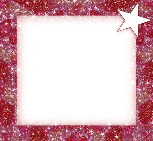 Christmas Star Frame 2