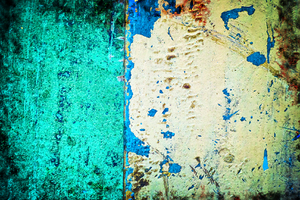 Two colored texture