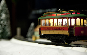 Holiday Street Car