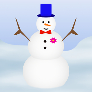 Snowman 4: A cute little snowman. You may prefer:  http://www.rgbstock.com/photo/nJNAApQ/Snowman+3  or:  http://www.rgbstock.com/photo/2dyVR4H/Snowman+Graphic  or:  http://www.rgbstock.com/photo/2dyX0X1/Snowman