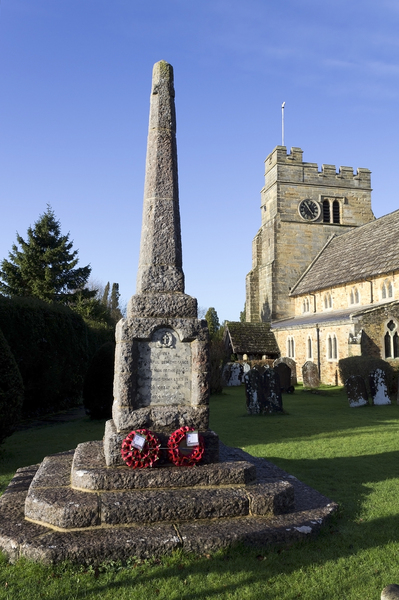 War memorial: A memorial to World War I in the grounds of an old parish church in West Sussex, England. Image from http://www.rgbstock.com/bigphoto/oqHe1DY