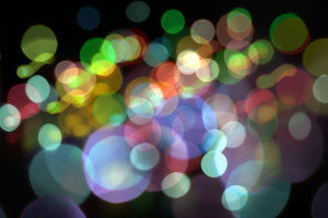 Bokeh or Blurred Lights 23