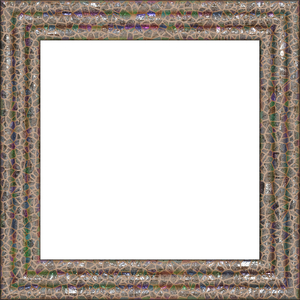 Fancy Picture Frame 9