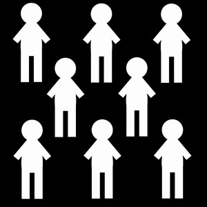 Census: An abstract of white figures on a black background. You may prefer:  http://www.rgbstock.com/photo/dKTxor/Happy+Family+Happy+Home+2  or:  http://www.rgbstock.com/photo/mxSpXFo/Family+3