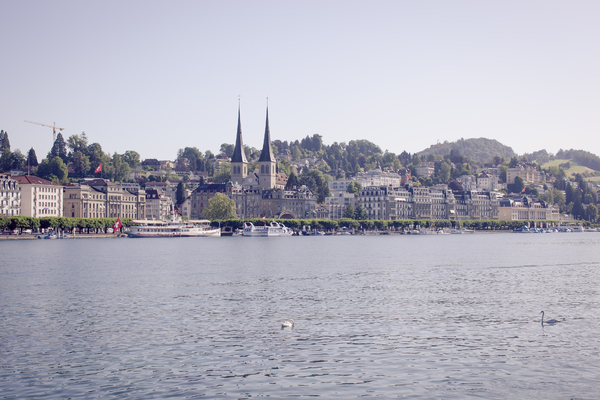 Lucerne Cityscape 4: Photo of Lucerne cityscape