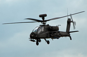 Apache II: Apache Helicopter