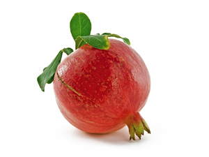 Pomegranate Isolated, improved