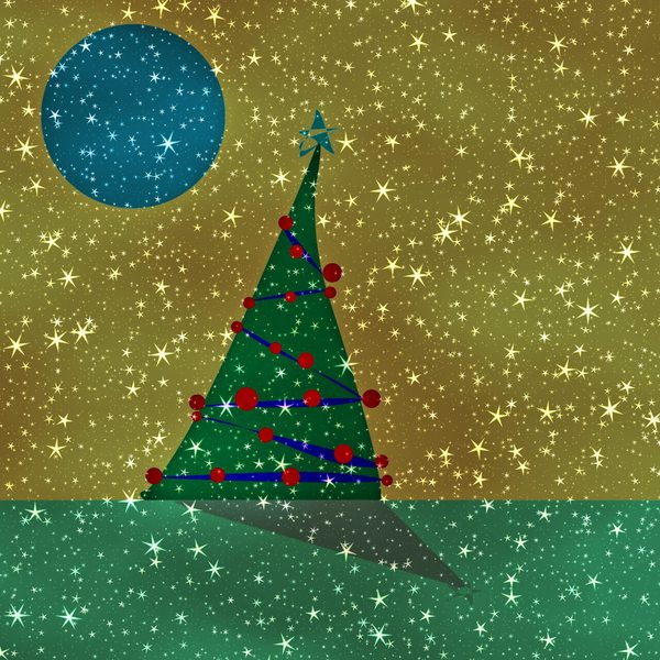 Fantasy Christmas Tree 5: A starry, sparkly colourful Christmas scene. You may prefer:  http://www.rgbstock.com/photo/onlx1cY/Merry+Grungy+Christmas+1  or:  http://www.rgbstock.com/photo/2dyVQYr/Abstract+Christmas+Tree