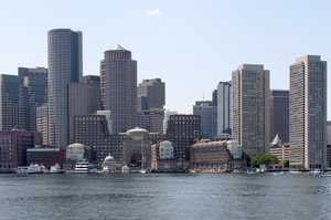 Boston's waterfront