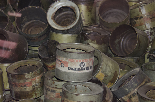 Auschwitz 15: Auschwitz-the endless shame!