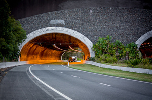 Highway Tunnel