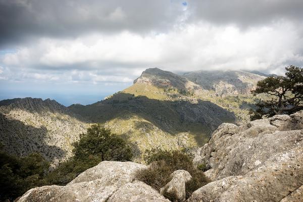 Майорка горы