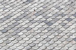 Dachziegel Textur Grau