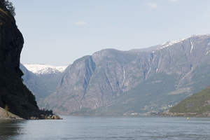 Fjord: Part of the Sognefjord, Norway.
