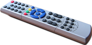 remote control: indispensable for life :)