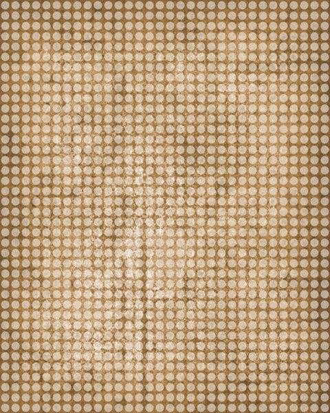 Grunge Dots: Dot pattern on a grunge texture.  