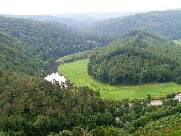 Frahan in the Ardennes, Belgiu: A place by the locals called