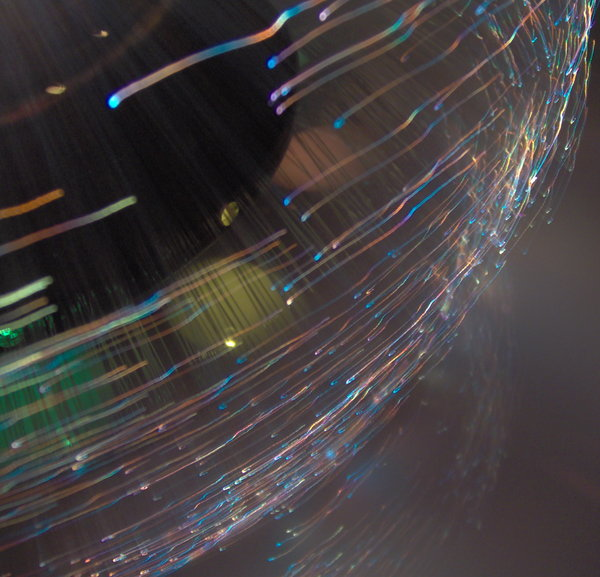 Colorful Lights: Playing with Fiber Optic's is fun :)