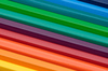 Color pencils: An abstract picture of color pencils
