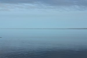 Still Waters: A very calm sea!