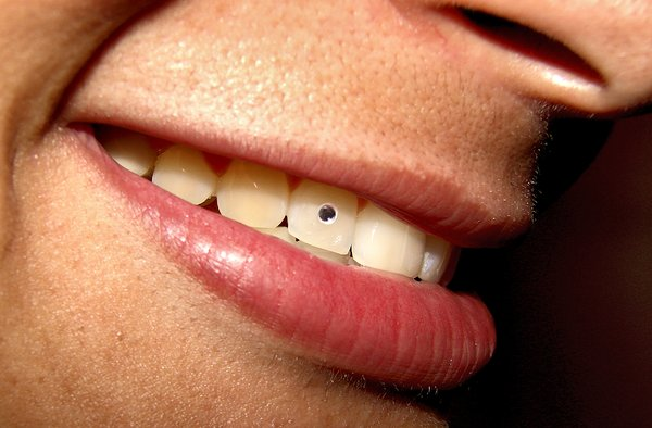 Free Stock Photos Rgbstock Free Stock Images Pierced Smile