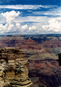 Grand Canyon landscape: landscape of Grand Canyon