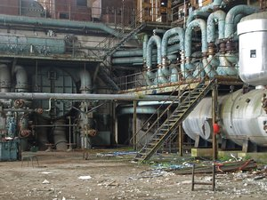Industrial Decay: