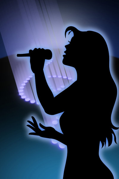 singing girl 4: a musically-themed graphic... hope you find it useful...!