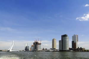 Rotterdam: City of Rotterdam, the Netherlands