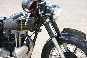 antique bike 6: ...