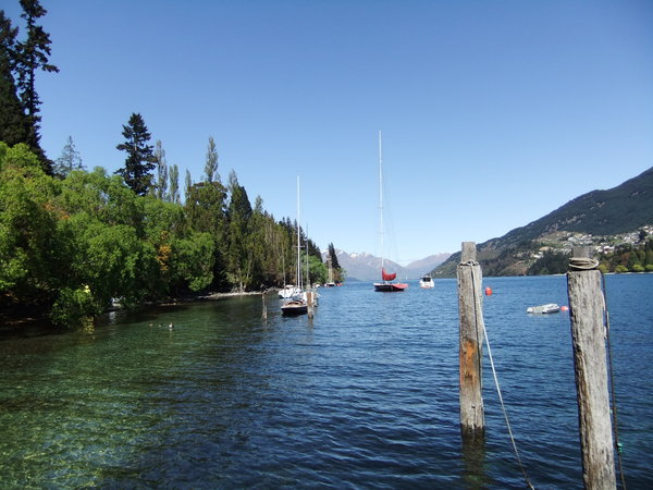 The Mooring: Lake Wakatipu, Queenstown, NZ