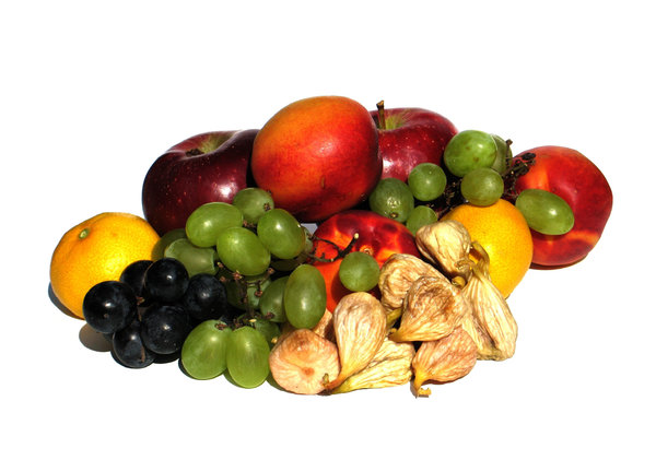colorful fruits: none